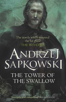 Image result for tower of swallows andrzej sapkowski