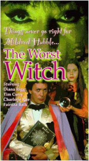 The Worst Witch (film) - VHS cover