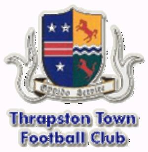 Thrapston Town F.C. - Image: Thrapston Town F.C. logo
