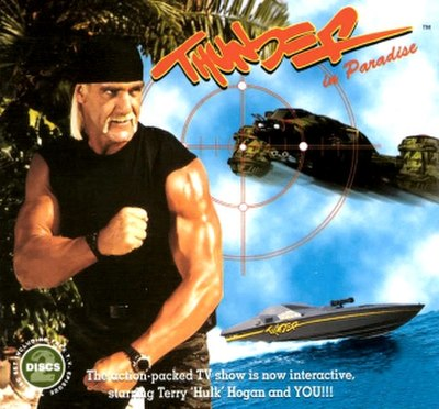 Picture of a TV show: Thunder In Paradise