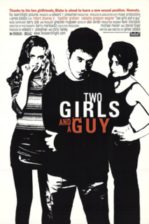 <i>Two Girls and a Guy</i> 1997 film by James Toback