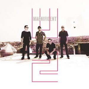 Magnificent (U2 song) - Image: U2 Magnificent promo