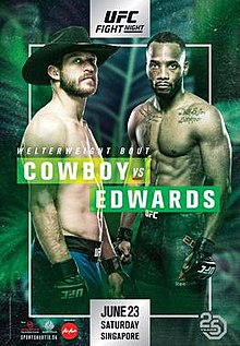 UFC Fight Night Cowboy vs. Edwards event poster.jpg