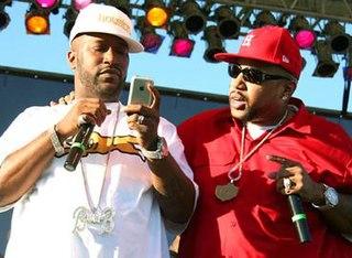 UGK American hip-hop group