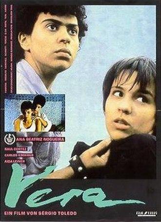 Vera (film) - Theatrical release poster