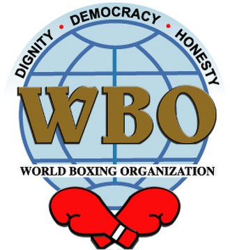 World Boxing Organization - Image: WBO logo