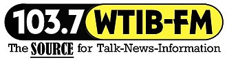 WTIB - Image: WTIB 103.7 FM logo