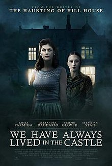 Image result for we have always lived in the castle
