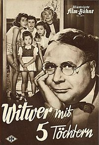 Widower with Five Daughters
