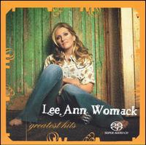 Greatest Hits (Lee Ann Womack album) - Image: Womackgh
