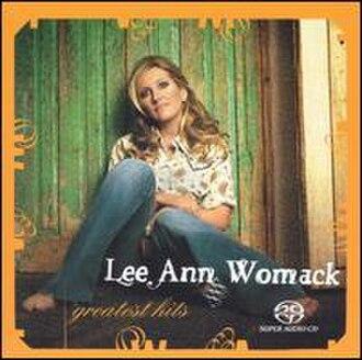 Greatest Hits (Lee Ann Womack album) - Image: Womackgh