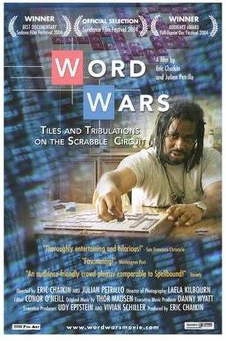Word Wars - Image: Word Wars poster