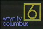 WTVN-TV identification logo, circa 1978.