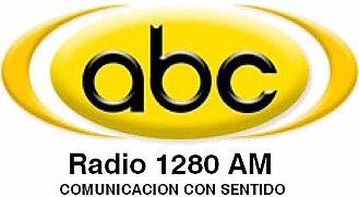 XEEG-AM - Image: XEEG ABC Radio Puebla logo