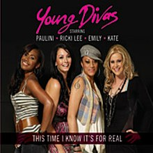 Young Divas - This Time I Know It's for Real (studio acapella)