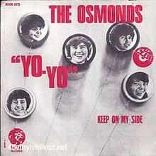 Yo-Yo (Billy Joe Royal song) - Wikipedia