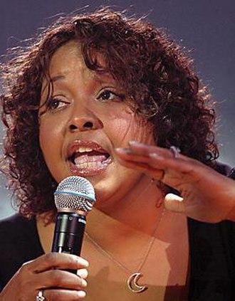 Yvette Wilson - Image: Yvette Wilson