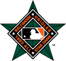 1993 Major League Baseball All-Star Game logo.png