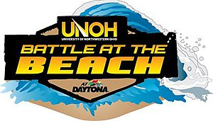 UNOH Battle at the Beach - Image: 2013 UNOH Battle at the beach