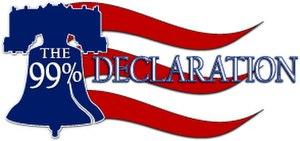 99 Percent Declaration - Website logo
