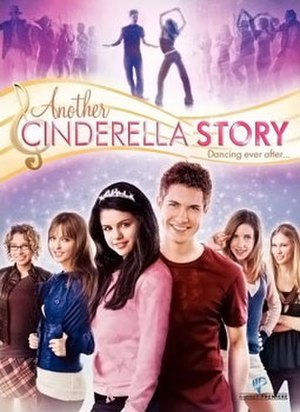 Another Cinderella Story - DVD cover