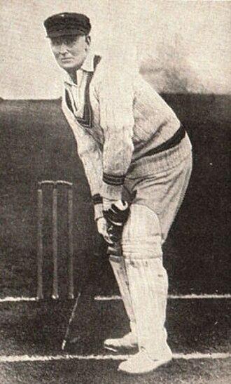 Arthur Richardson (Australian cricketer) - Image: AJ Richardson