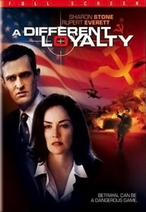 A Different Loyalty - Image: A Different Loyalty DVD