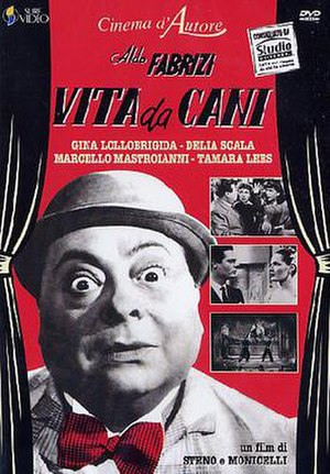 A Dog's Life (1950 film) - Film poster
