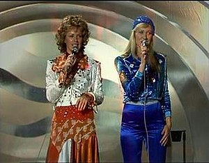 Sweden in the Eurovision Song Contest 1974 - ABBA gave Sweden their first Eurovision victory.