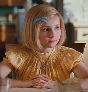 Kit Kittredge - Image: Abigail Breslin as Kit Kittredge