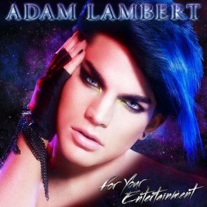 For Your Entertainment (album) - Image: Adam Lambert For Your Entertainment 2009