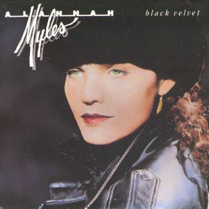 Black Velvet (song) - Image: Alannah Myles Black Velvet Cover