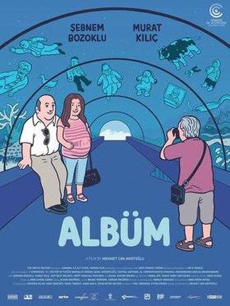 Album (2016 film) - Film poster