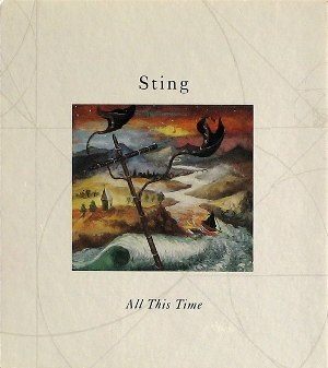 All This Time (Sting song) - Image: All This Time Sting single