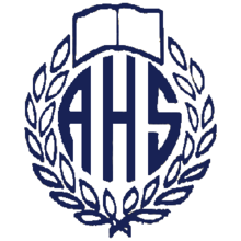 Anaheim High School (emblem).png