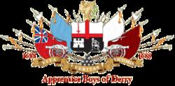 Metilernanto-Knaboj de Derry Unuiĝo Logo.png