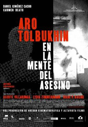 Aro Tolbukhin. En la mente del asesino - Theatrical release poster