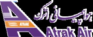 Atrak Air - Image: Atrak Air Logo