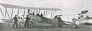 Avro 501 - Image: Avro 501