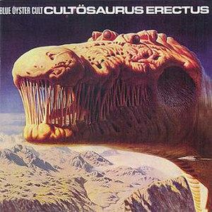 Cultösaurus Erectus - Image: BOC Cult Erec