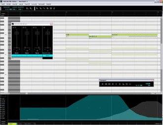 Vocaloid 2 - Image: B r Vocaloid 2 Editor