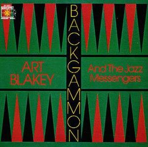 Backgammon (album) - Image: Backgammon (album)