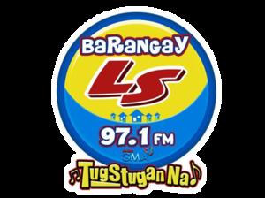 DWLS - Barangay LS 97.1 logo (2011-2014)