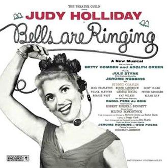 Bells Are Ringing (musical) - Original Cast Recording