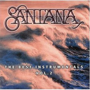 Best Instrumentals Vol. 2 - Image: Best Instrumentals Vol 2 Santana
