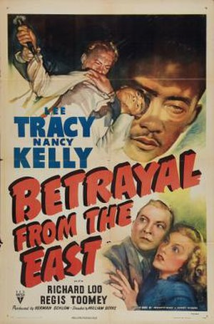 Betrayal from the East - Image: Betrayal from the East Film Poster