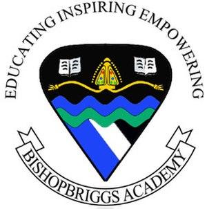 Bishopbriggs Academy - Image: Bishopbriggs Academy badge since creation