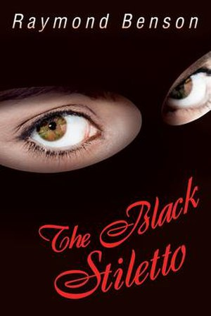 The Black Stiletto - First edition cover