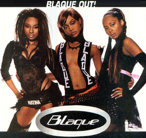 Blaque Out - Image: Blaqueoutcover 2