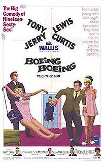 <i>Boeing Boeing</i> (1965 film) 1965 film by John Rich